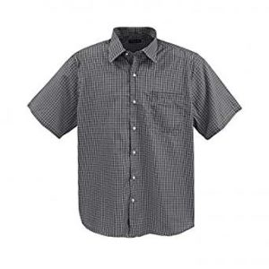chemise grise homme grande taille