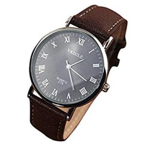Montre homme grande taille